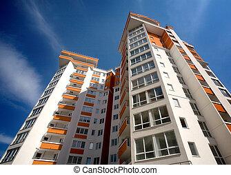 apartamento, moderno