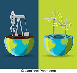 apartamento, releated, energia, windpower, planeta, fóssil,...