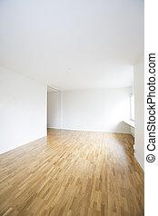 apartamento, vacío