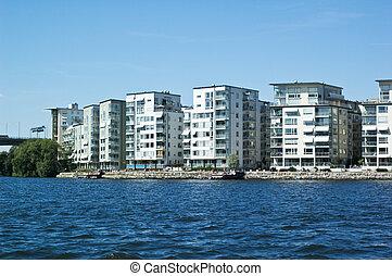 apartamenty, w, sztokholm