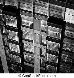 Apartment Building Modern Facade