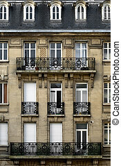 Apartment Building, Reims, France