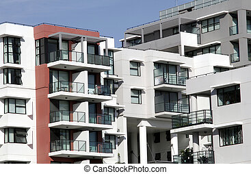 Apartment Building, Sydney, Australia