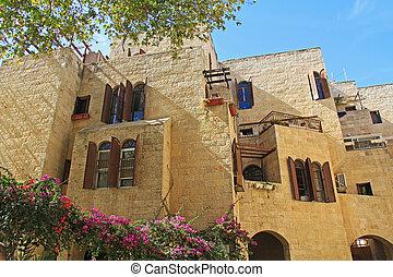 Apartment Complex in Old Jerusalem