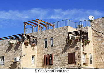 Apartment Complex in Old Jerusalem