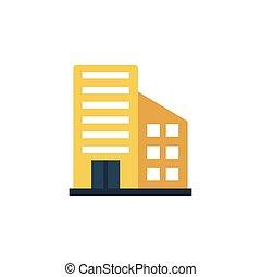 apartment flat icon