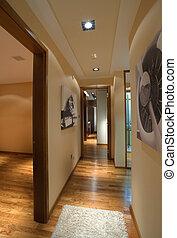 Apartment Halls