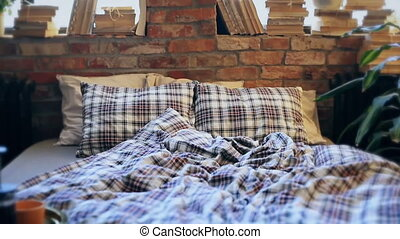 Home interior - Apartment. Home interior in details