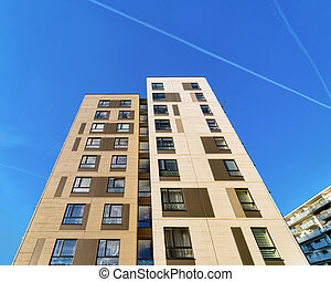 Apartment home residential building real estate