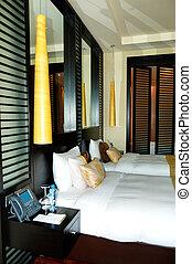 Apartment in the luxury hotel, Dubai, UAE