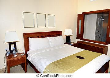 Apartment in the luxury hotel, Fujairah, UAE