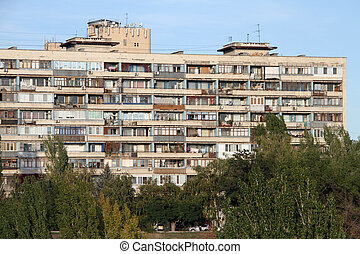 Apartment in Volgograd - Big old apartment house in the...