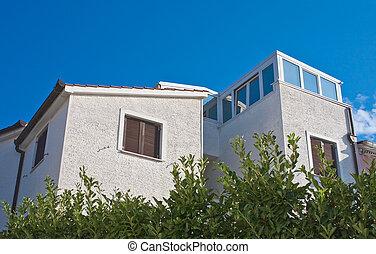 apartments., croacia