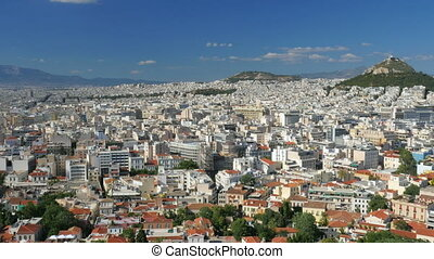 """Apartments in Downtown Athens, Greece, 4k"""