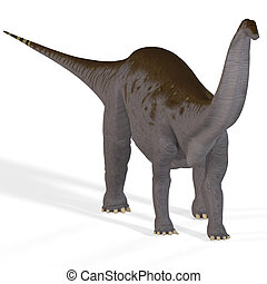 apatosaurus, aka, brontosaurus