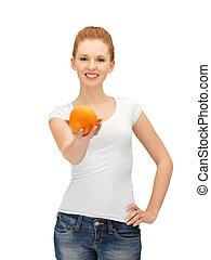 apelsin, backfisch