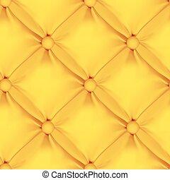 apelsin, seamless, nappa stoppning, mönster