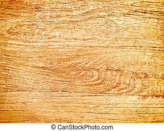 apelsin, trä, varm, struktur