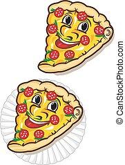 apetitoso, pizza