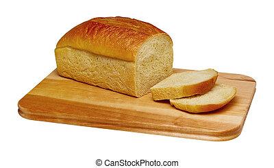 apetyt, bread, biurko