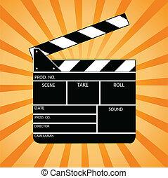 aplaudidor, filme, tábua