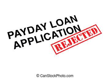 aplicação, dia pagamento, empréstimo