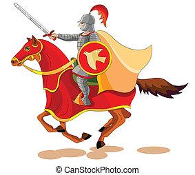 apocalisse, equestre
