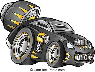Apocalyptic Car Vehicle