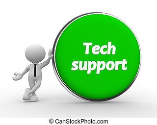 apoio, tech