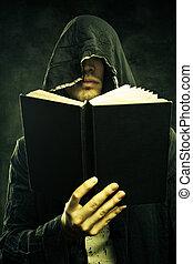 apokaliptyczny, prorok, poczta, świat