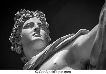 Apollo Belvedere statue