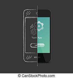 app, desarrollo