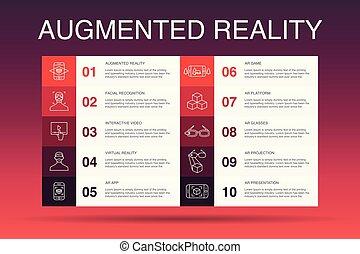 app, einfache abbilder, wirklichkeit, augmented, ...