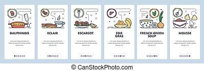 app, foie, onboarding, ilustración, cocina, sitio web,...