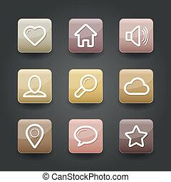 app, heiligenbilder