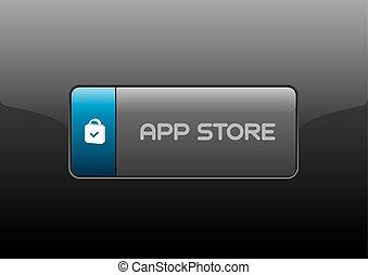 app, kaufmannsladen, tasten