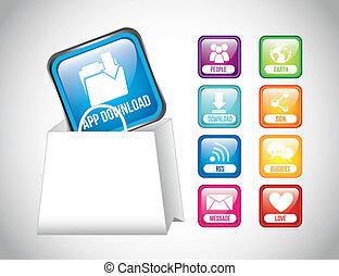 app, kaufmannsladen