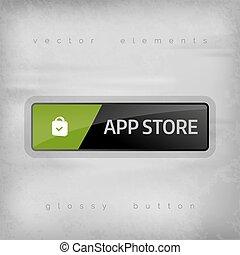 App Store Buttons