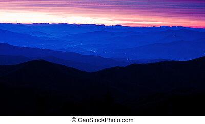 appalachian góry