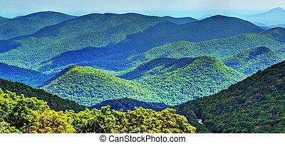 appalachian hegy
