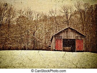 appalachian, inviernos