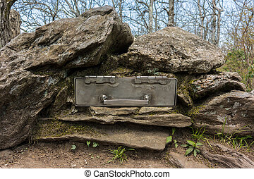 Appalachian Trail Registry Box