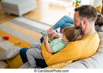 apparaat, creatief, kinderen, niet, zo, technologie, veel, ...