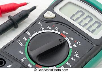 appareil mesure, multimètre