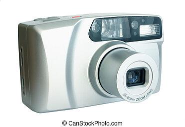 appareil-photo compact