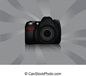 appareil photo, dslr