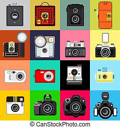 appareil photo, histoire