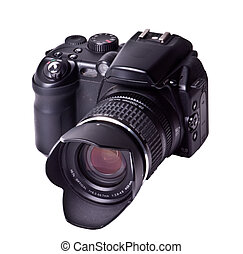 appareil photo, numérique