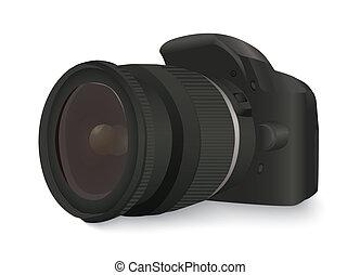 appareil-photo numérique, photo