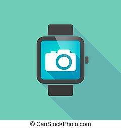 appareil-photo photo, montre, intelligent